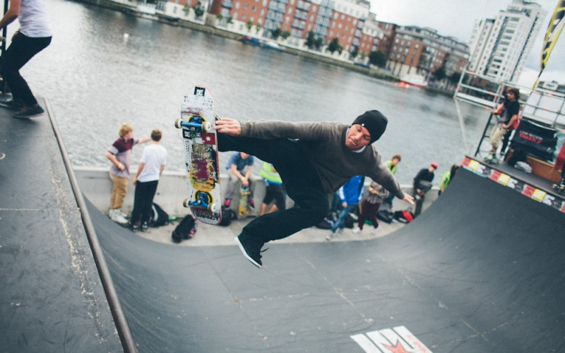 Kings of Concrete 2012 | Skate Photography | Dublin, Ireland
