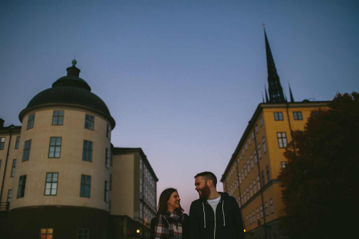 Destination Wedding Photographer Sweden