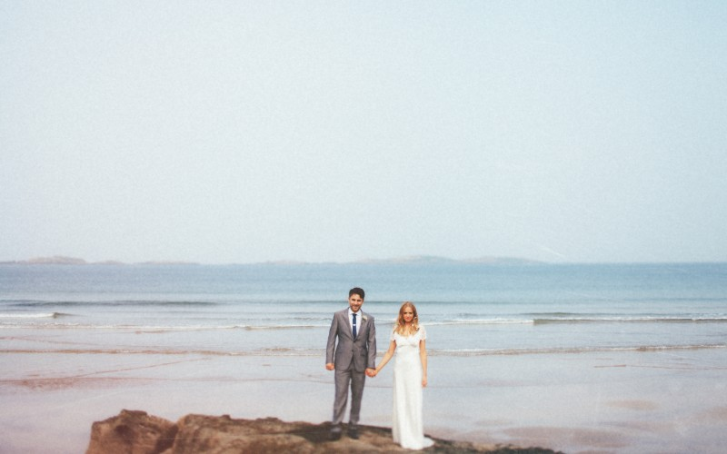 Andrew and Megan | Arcadia Wedding | North Coast Wedding Photographer Portrush