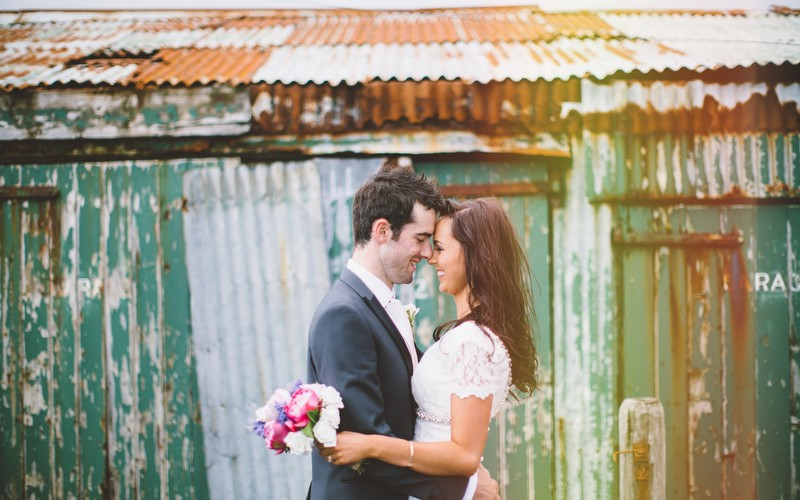 Alan and Shannon | Fort Dunree