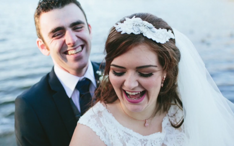 Mark and Laura's Stop Motion Film | The Mill at Ballydugan Wedding Photographer Northern Ireland