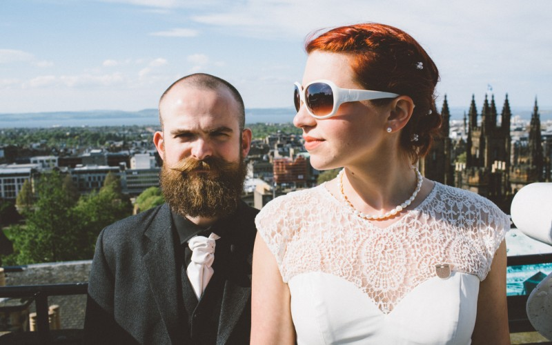 Edinburgh Wedding Photographer Scotland