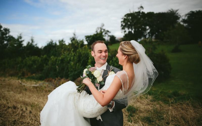 Dave & Julie | Gracehall Wedding | Wedding Photographer Northern Ireland