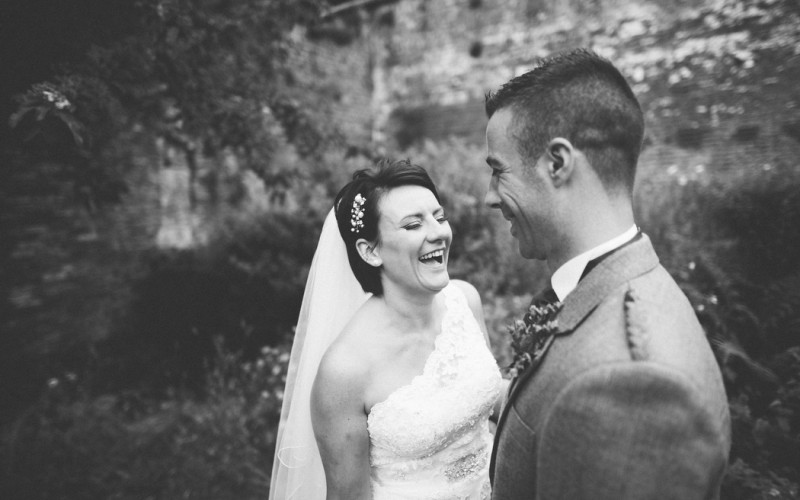 Neil & Gemma | The Parsonage At Dunmore Park Wedding | Stirling Wedding Photographer Scotland