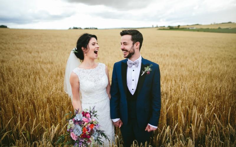 Tom & Alanah   Darver Castle Wedding   Wedding Photographer Ireland