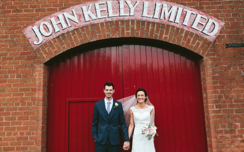 Drew & Karen | Ulster Folk & Transport Museum Wedding | Wedding Photographer Northern Ireland