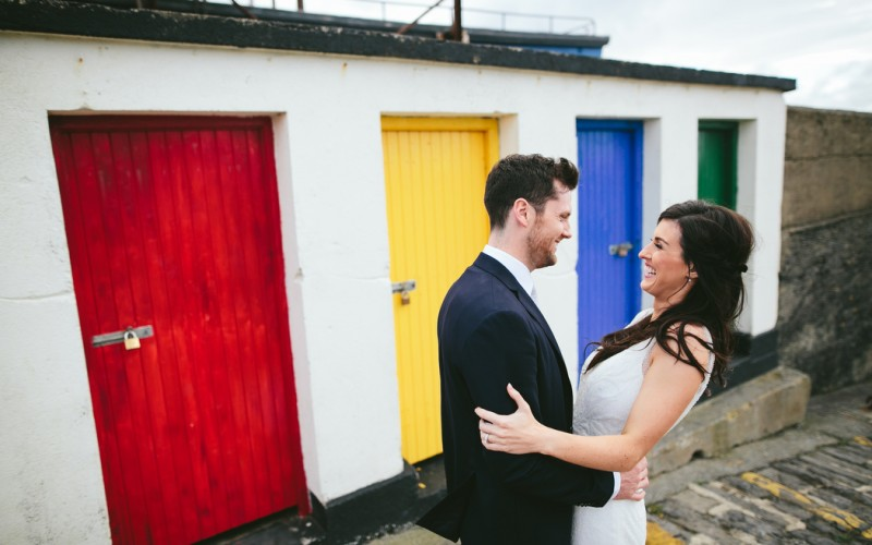 David & Emer | Diamond Coast | Wedding Photographer Ireland