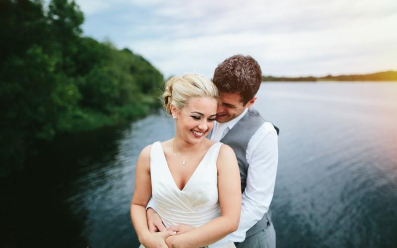 Mark & Rochelle | Lusty Beg Wedding | Wedding Photographer Northern Ireland